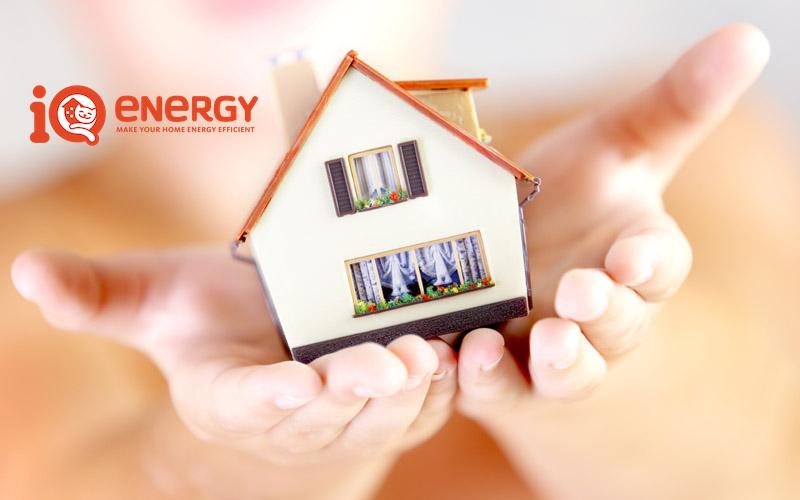 Купити вікна за програмою iq energy