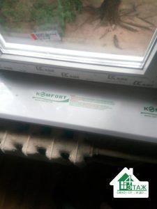 Пластиковые окна KBE, фото фирмы 4 Этаж