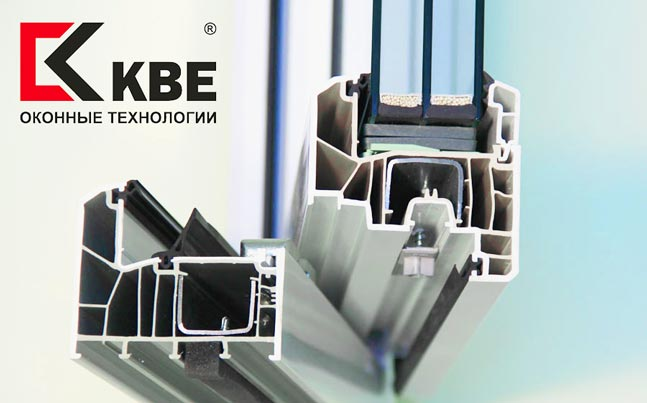 пластиковые окна kbe 88