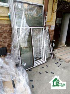 Ламинированные окна, установка окон