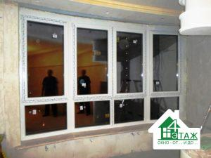 Металлопластиковые окна WDS 8 Series с установкой