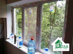 Металлопластиковые окна WDS Olimpia Киев с установкой