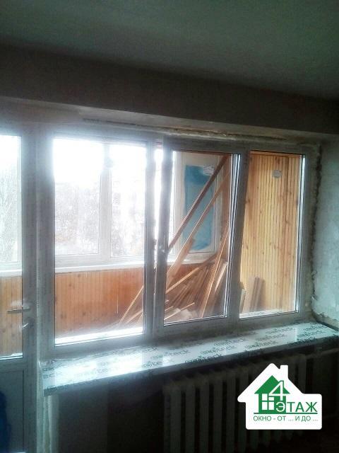Двери, Окна Rehau Киев цена в ТМ 4 Этаж
