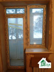 Пластиковые окна, двери WDS - фото галерея фирмы