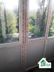 Французское остекление балкона - фотогалерея ТМ