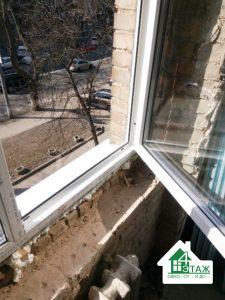 Металлопластиковые окна Rehau, фотогалерея