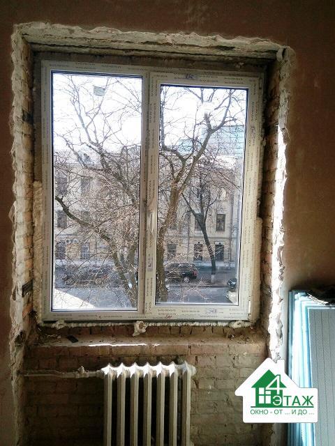 Пластиковые окна Rehau в Киеве