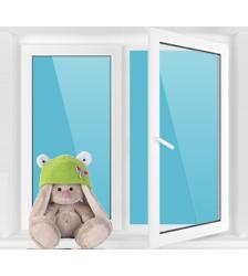 выбрать окна для детской