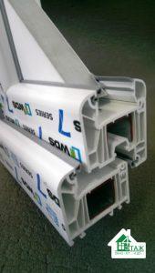 Профиль WDS 7 series - фотография фирмы 4 ЭТАЖ