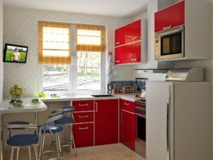 пластиковые окна для кухни выбор