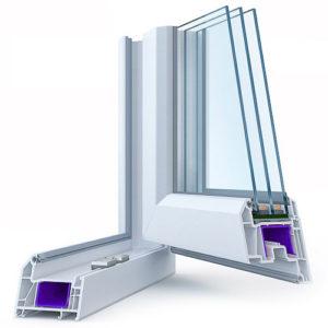 металлопластиковые окна rehau 70