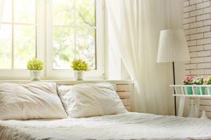 окна пластиковые для спальни