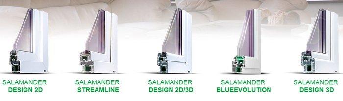купить металлопластиковые окна саламандра