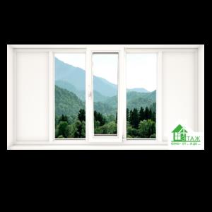 Скління балконів та лоджій вікнами ПВХ