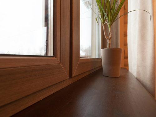 Гарантийный талон на ламинированные окна