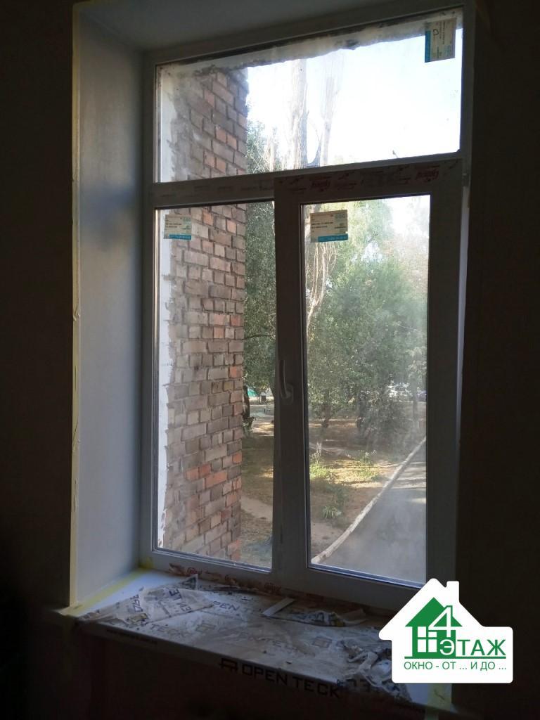 Гипсокартонные откосы на окна Киев на пр. Науки 35