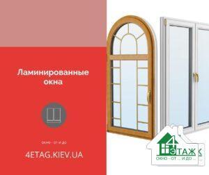 Пластикові вікна - реалізація дизайнерських ідей