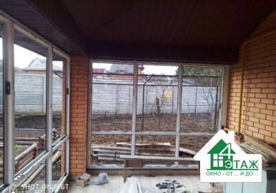 Пластиковые окна Ирпень от компании 4 Этаж Окно От и До
