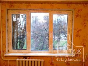 """Трехстворчатые окна Rehau - компания """"4 этаж"""""""