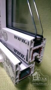 Выгодные предложения на металлопластиковые окна Rehau 60 от компании
