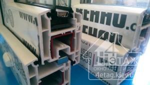Пластиковые окна Rehau Киев - выгодные предложения от компании 4 этаж