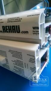 """Выгодные предложения компании """"4 этаж"""" на покупку окон Rehau Brillant"""