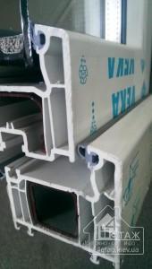 Тёплые окна - окна Veka SoftLine (пяти камерная ПВХ система)