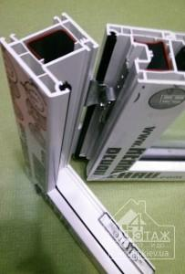 Технічні особливості металопластикового вікна Rehau 60