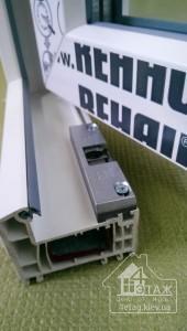 """Качественные металлопластиковые окна Rehau - оконная компания """"4 этаж"""""""