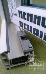 Энергосберегающие окна REHAU ECOSOL DESIGN - есть 3 и 5 камерные