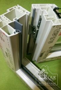 Технічні характеристики металопластикових вікон Rehau Geneo