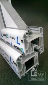 Окна пластиковые ВДС 505 (ВДС 7 серии) по доступным ценам