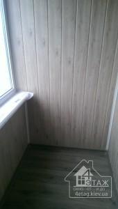 Остекление балкона под ключ от компании 4 этаж