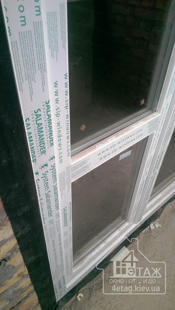 """""""4 этаж"""" Окна Salamander"""