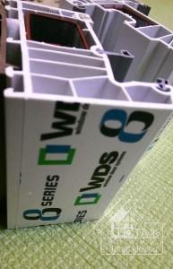 """Пластикові вікна WDS 8 series - компанія """"4 єтаж"""""""