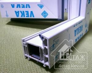 Металлопластиковые окна Veka Softline - особенности профиля