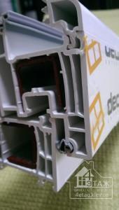 Установка пластиковых окон из профиля Decco - компания