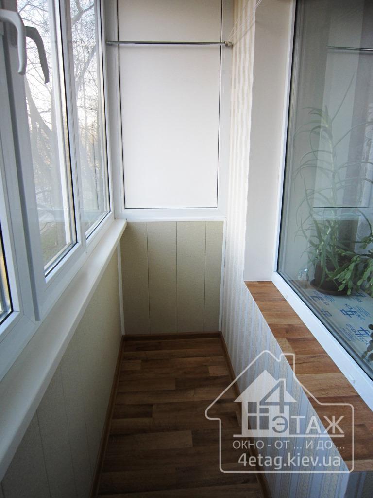 Остекление балконов дешево москва под ключ. - металлопластик.
