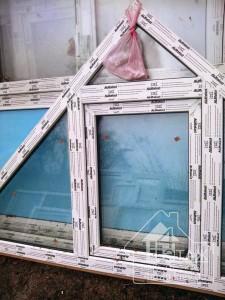 """Недорогие пластиковые окна ALMplast - компания """"4 этаж"""""""