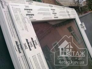 Надежные входные пластиковые двери от производителя ALMplast