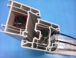 Технические характеристики окна Veka Softline