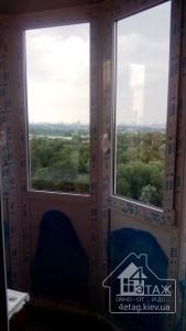 Французское остекление балкона Боярка - компания