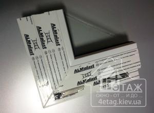 Технические характеристики недорогих пластиковых окон ALMplast
