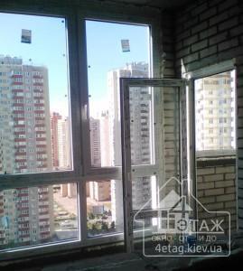 Купить пластиковые окна Рехау в Киеве с установкой