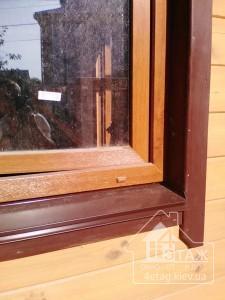 Ламинированные окна ПВХ Киев множество предложений от компании 4 этаж