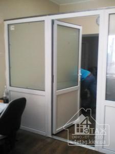 Огромный выбор межкомнатных металлопластиковых дверей WDS в компании 4 этаж