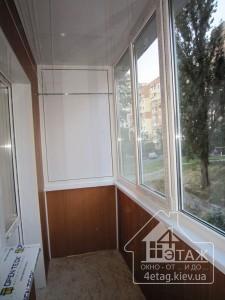 Остекление балкона бортничи. остекление балкона бортничи цен.