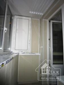 Остекление балкона в Вассилькове - компания