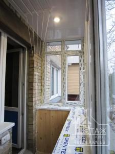 Купить окна на балкон зимой - интернет магазин