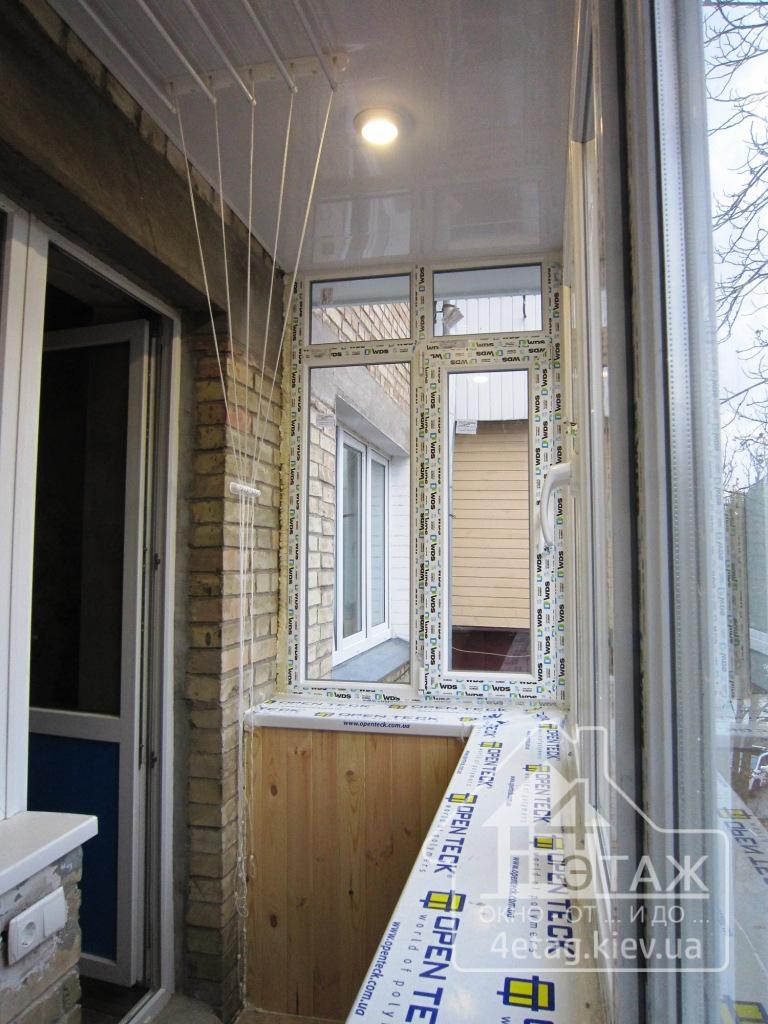 Купить пластиковые окна киев зимой.